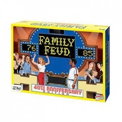 Family Feud 40th Anniversary Retro Edition Board Game