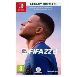 FIFA 22 Game - Legacy Edition - Nintendo Switch