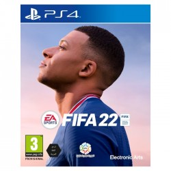 FIFA 22 PS4 Standard Edition in Kuwait Buy Online Xcite