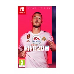FIFA 20 Standard Edition - Nintendo Switch Game
