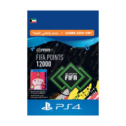 Sony FIFA20 (12000 Points) Pack