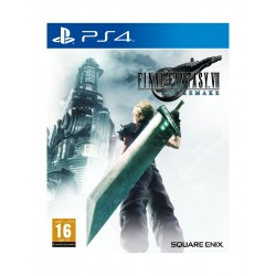 Final Fantasy 7 Remake - Playstation 4 Game