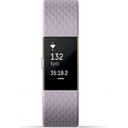 Fitbit Charge 2 Fitness Tracker (Small) – Lavender Rose Gold