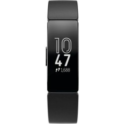 Fitbit Inspire HR Fitness Tracker (FB413BKBK) - Black