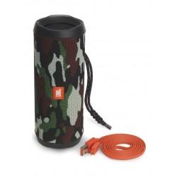 JBL Flip 4 Waterproof Bluetooth Portable Speakers - Squad