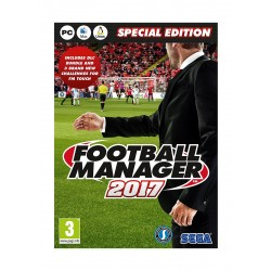 Football Manager 2017 Limited Edition – PC Game