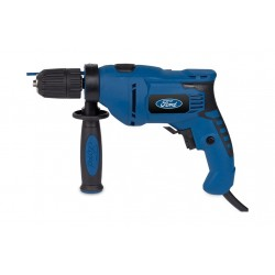 Ford 1050Watts Keyless Chuck Impact Drill (FE1-13) - Blue