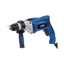 Ford 1050Watts Metal Chuck Impact Drill (FE1-12NC) - Blue