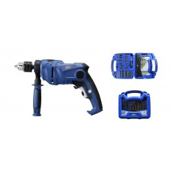 Ford 710W Impact Drill + Drill and Bits Kits 3 1