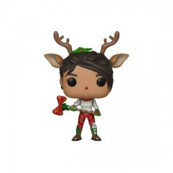 Funko Pop Fortnite S1 Red-Nosed Raider
