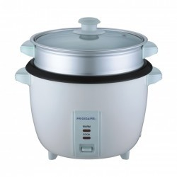 Frigidaire Rice Cooker With Steamer 1000W 2.8 Litres - White (FD8028S)