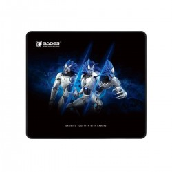 Sades Frost Large Gaming Mouse Pad - Black