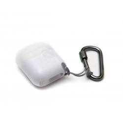 Podpockets AirPods Protect Case - Frosted White