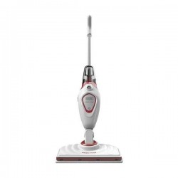 Black+Decker Steam Mop 1300 Watts - Red