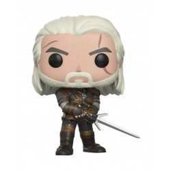 Funko Pop Games Witcher Geralt Action Figure