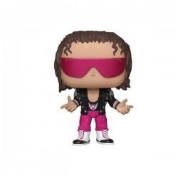 "Funko Pop Bret ""Hitman"" Hart Action Figure"