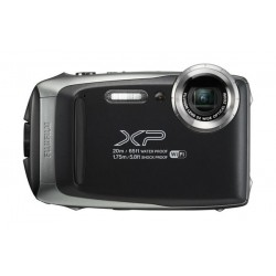 Fujifilm FinePix XP130 Waterproof Digital Camera - Silver