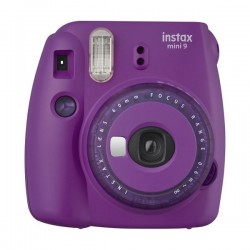 Fujifilm Instax Mini 9 Camera - Purple