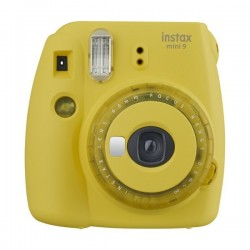 Fujifilm Instax Mini 9 Camera - Yellow