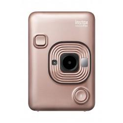 Fujifilm Instax Mini LiPlay Camera - Blush Gold