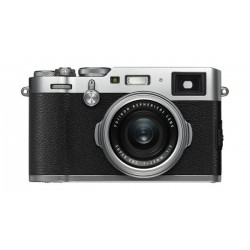 Fujifilm X100F 24.3MP Digital Camera - Silver
