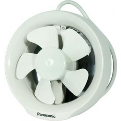 Panasonic 8 Inch Window Mount Ventilating Fan (FV-20WU4) - White