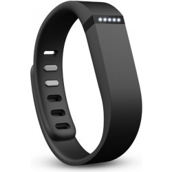 Fitbit Flex Wireless Activity & Sleep Wristband (FB401BK) - Black