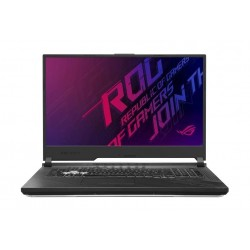 ASUS ROG Strix G17 Core i7 32GB RAM 1TB SSD GeForce RTX 2070 Super 8GB 17.3-inches Gaming Laptop (G712LWS-EV031T) - Black