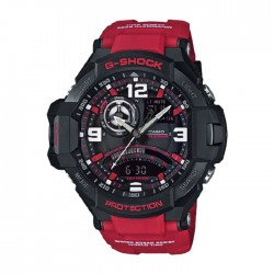 Casio G-Shock 51mm Men's Digital Watch (GA-1000-4BDR) in Kuwait | Buy Online – Xcite