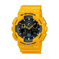 Casio G-Shock Standard Analog Digital Sport Watch For Men (GA-100A-9ADR)