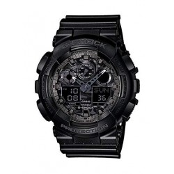 Casio G-Shock Sport Wristwatch For Men (GA-100CF-1ADR)