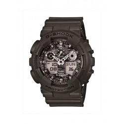 Casio G-Shock Dual 55mm Watch (GA-100CF-8ADR)