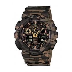 Casio G-Shock Analog-Digital Men's Sport Watch (GA-100CM-5ADR)