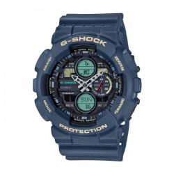 Casio G-Shock 55mm Men's Digital Watch GA-140-2ADR in Kuwait | Buy Online – Xcite