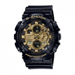 Casio G-Shock 55mm Men's Digital Watch GA-140GB-1A1DR in Kuwait | Buy Online – Xcite