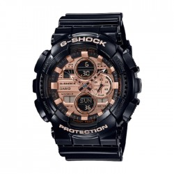 Casio G-Shock 55mm Men's Digital Watch GA-140GB-1A2DR in Kuwait | Buy Online – Xcite