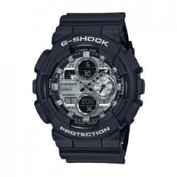 Casio G-Shock 55mm Men's Digital Watch GA-140GB-1A2DR in Kuwait   Buy Online – Xcite