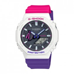 Casio G-Shock 49mm Men's Digital Watch GA-2100THB-7ADR in Kuwait | Buy Online – Xcite