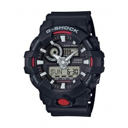 Casio G-Shock Standard Analog-Digital Men's Sport Watch  (GA-700-1ADR)