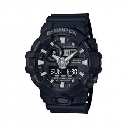 Casio G-shock Digital Gents Rubber Watch (GA-700-1BDR)