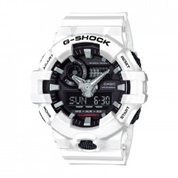Casio G-Shock 50mm Men's Digital Watch GA-700-7ADR in Kuwait | Buy Online – Xcite