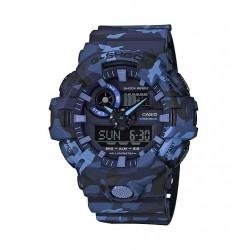 Casio G-shock Digital Gents Rubber Watch (GA-700CM-2ADR)