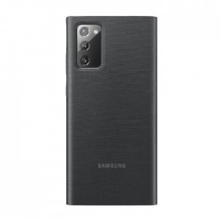 Galaxy Note20 Clear View Cover - Black