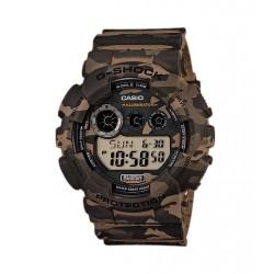 Casio G-shock Digital Gents Rubber Watch (GD-120CM-5DR)