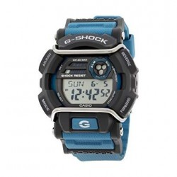 Casio G-shock Digital Gents Rubber Watch (GD-400-2DR)