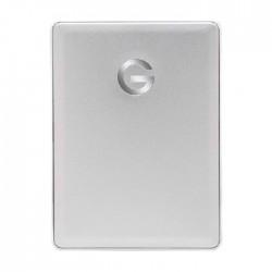 G-Technology 4TB HDD G-Drive Mobile Hard Drive USB 3.0 – Silver