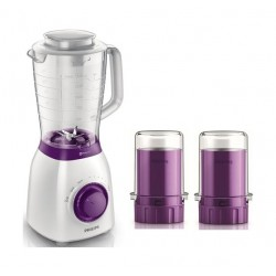 Philips Viva Collection Pro Blender 5 600W 2L - White (HR2169/01)