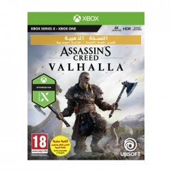 Assassin's Creed Valhallad Gold Edition Xbox One Game in Kuwait | Buy Online – Xcite