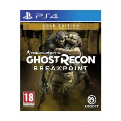 Tom Clancy's Ghost Recon Breakpoint: Gold Edition - PlayStation 4