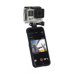 Polar Pro PVIW-IP6 Smartphone Mount for GoPro - Black
